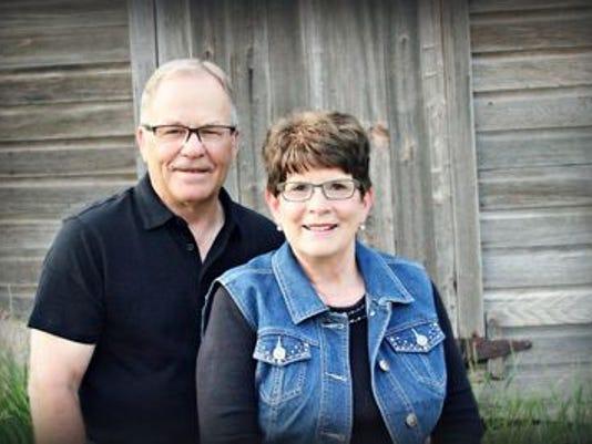 Anniversaries: Doug Petersen & Susie Petersen