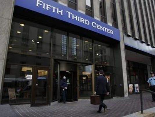 Fifth Third Bank mug