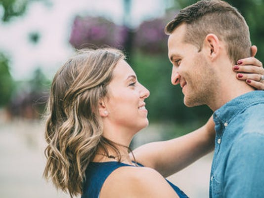 Engagements: Candra Cauble & Taylor Hormann