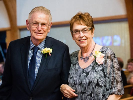 Anniversaries: Arthur Santema & Sharon Santema