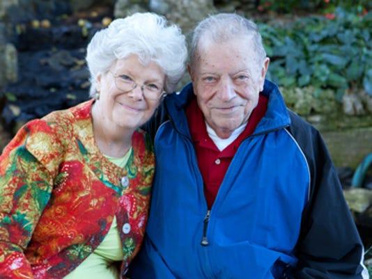 Anniversaries: Kyle Dye & Peggy Dye