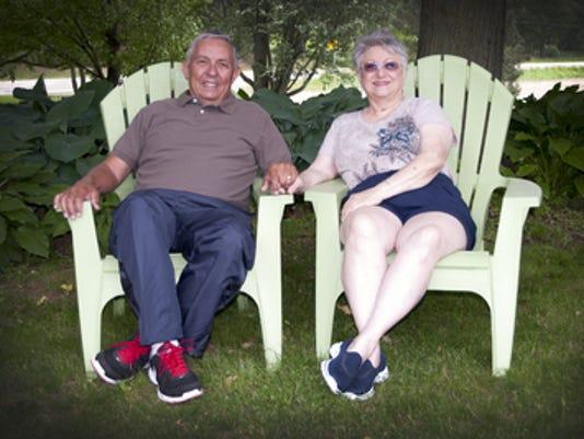 Anniversaries: Lanny Reed & Cindy Reed