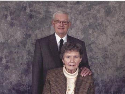 Anniversaries: Don Domagalski & Caroline Domagalski