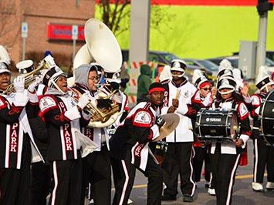 gcy 3 Santaland parade preview