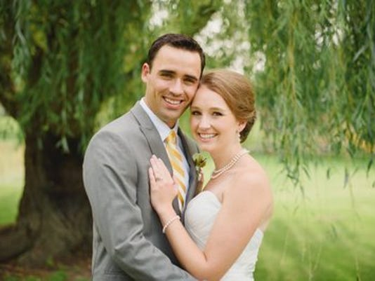 Weddings: Allison Weflen & Christopher Tobin-Campbell