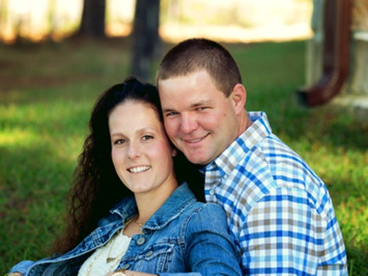 Engagements: Megan Sullivan & Andrew Broome
