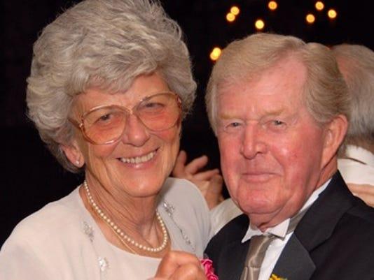 Anniversaries: Jack Dunne & Roberta Dunne