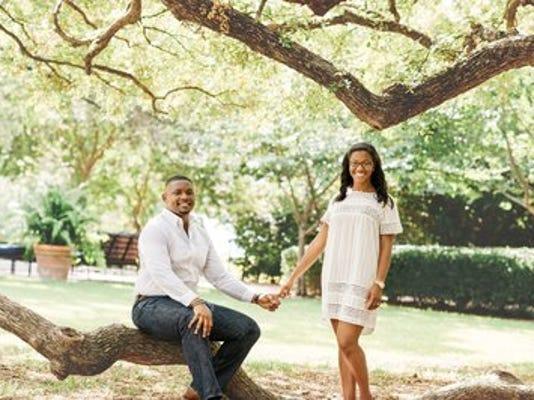 Engagements: Vanessa Gallien & Alvin Jordan