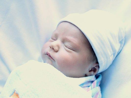 Births: Kelly Szoke-Martinez & Orlando Martinez