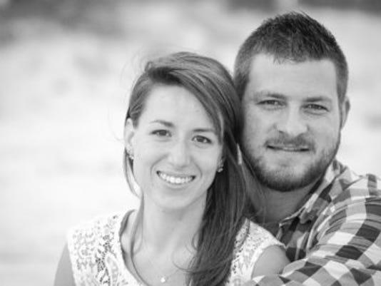 Engagements: Michelle Albrecht & Luke Clark