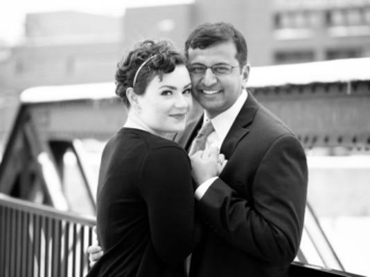 Engagements: Erin Muckey & Ujjval Patel
