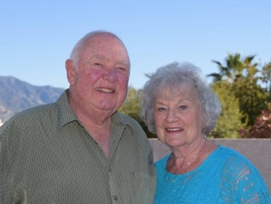 Anniversaries: Joan Hartwig & William Hartwig