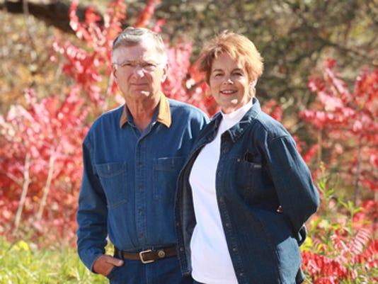 Anniversaries: Bill Holbrook & Earlene Holbrook