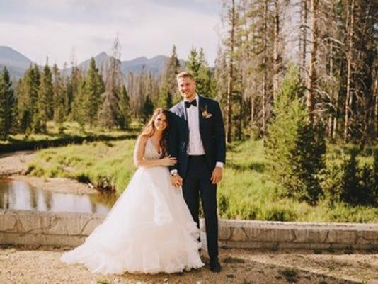 Weddings: Ainsley Britain & Justin Glenn