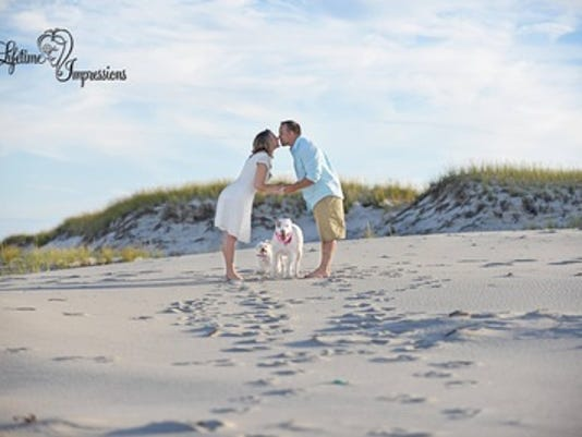 Engagements: Robyn Laurie & Chris Kuber
