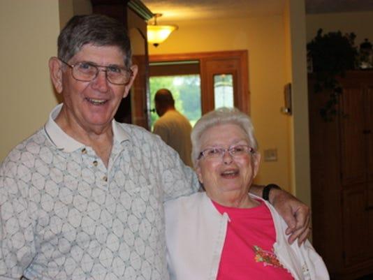 Anniversaries: Larry Werking & Joanne Werking