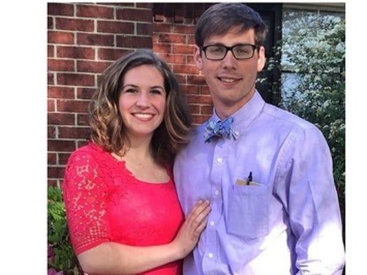 Weddings: Mary Hannah Lott & Josiah Lawrence