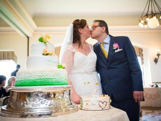 Weddings: Nicholas Birns & Isabella Smalera