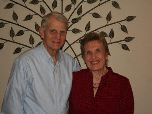 Anniversaries: John Hawk & Diane Hawk