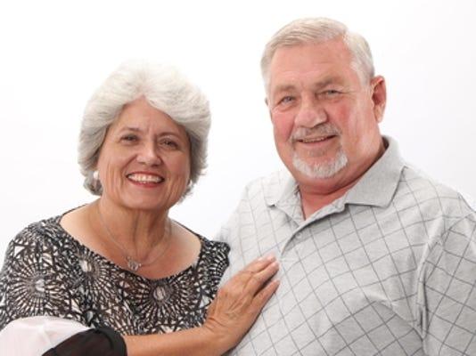 Anniversaries: Lawrence Berg & Sonja Berg