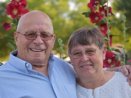 Anniversaries: Sharon Reilly & Bob Reilly