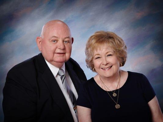 Anniversaries: Don Hyatt & Barb Hyatt