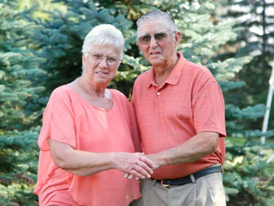Anniversaries: Leon Theis & Mary Theis