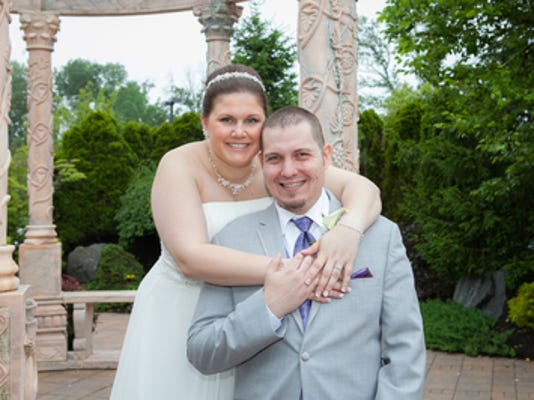 Weddings: Katie Harabin & Jerry Lantier