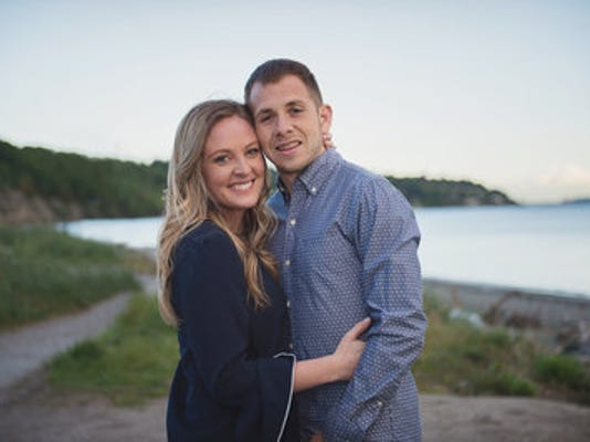 Weddings: Maria Kosse & Harrison Shipp
