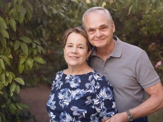 Anniversaries: Donald Brockhaus & Elaine Brockhaus