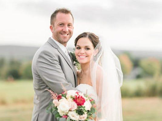 Weddings: Stephanie Francis & Chester Korczynski