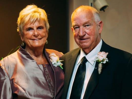 Anniversaries: Jeanne Brummet & Doug Brummet