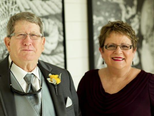Weddings: Chester Ruth & Elizabeth Ruth