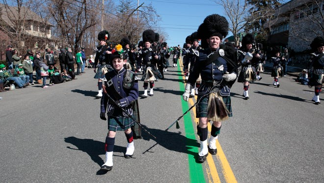 Scenes from the 53rd Annual Pearl River St. Patrick's Day Parade on March 22, 2015.  The parade was sponsored by the Men and Women of the Rockland County Ancient Order of Hibernians.