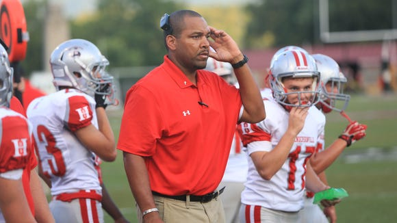 Hendersonville football coach Eric Gash and the Bearcats travel to Murphy on Friday.