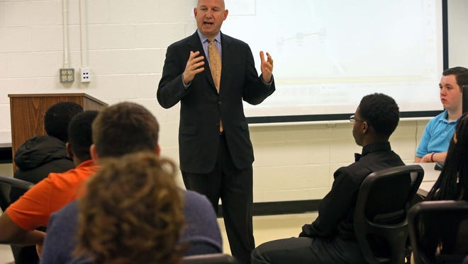 Gov. Jack Markell has announced a $400,000 expansion to the Pathways to Prosperity job training program.