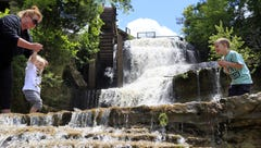 'Serene' Dunn's Falls inspires Mississippi