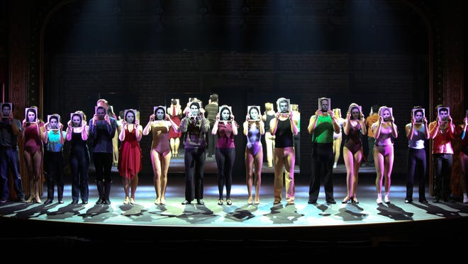 "Moorpark's High Street Arts Center presents ""A Chorus Line"" through July 2."