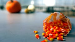 Candy corn is Iowa's favorite Halloween treat. Can someone please explain?!