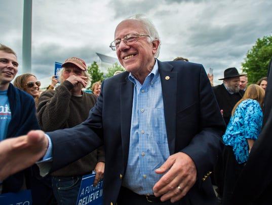 Bernie Sanders June 8 2016