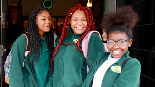 Young Women's College Prep gives at-risk girls the motivation to graduate high school and attend college.