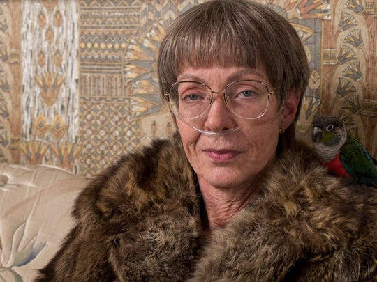 "Allison Janney plays a real-life figure in ""I, Tonya."""