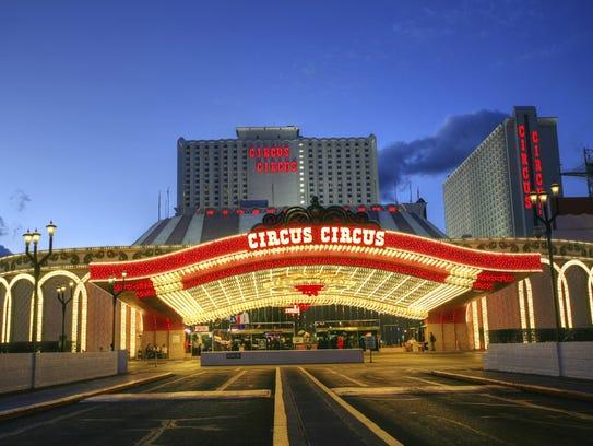 circus circus casino resort fees