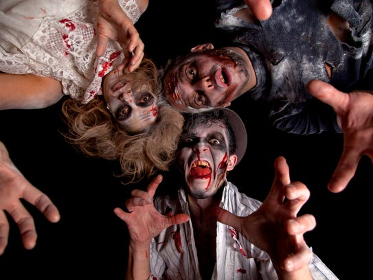 A zombie themed pub crawl is happening this Saturday