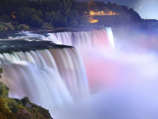 Niagara Falls was voted by readers as the Best Kid-Friendly