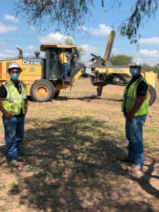 JWC precinct employees take training conducted by the Texas Local Technical Assistance Program