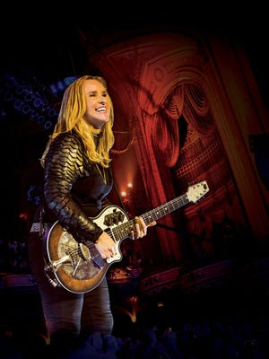 Melissa Etheridge will perform April 13 at Bergen Performing Arts Center.