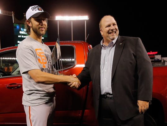 Chevy Makes The Best Of Executive S Nervous World Series