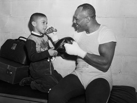 Austin Johnson, Joe Walcott