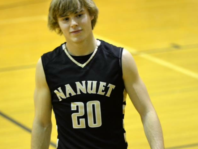 Nanuet point guard Terence Rogers is this week's Journal News Rockland Scholar-Athlete of the Week